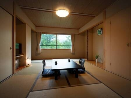 和室/一例 趣きのある空間くつろぎの和室