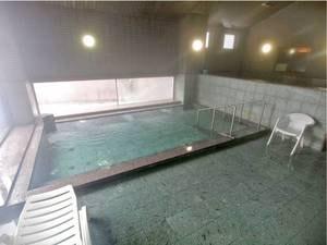 【大浴場】サウナも完備でゆったりできる
