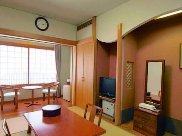 【客室/例】広縁付の6畳以上の和室へ