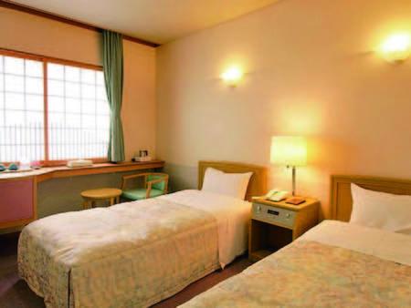【客室/例】明るく効率的な洋室へ