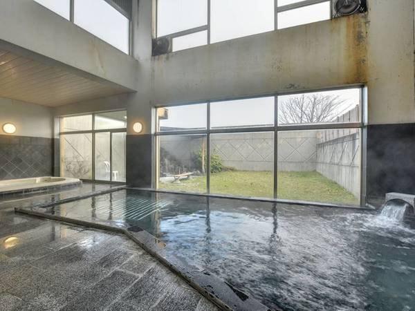 *温泉大浴場:内湯