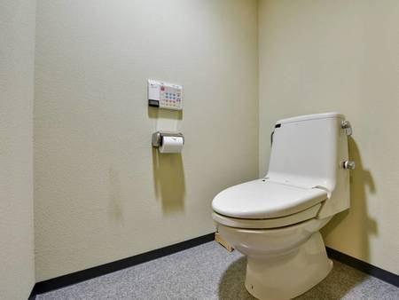 *客室:洗浄機付きトイレ(和室10畳)