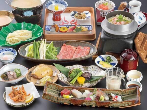 【3密回避の半個室の食事会場/例】仕切りで区切られた空間で3密回避。