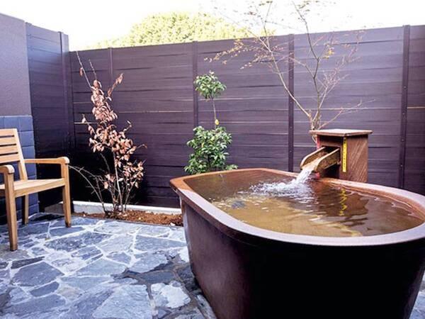 貸切露天風呂/例(種類の指定はできかねます)