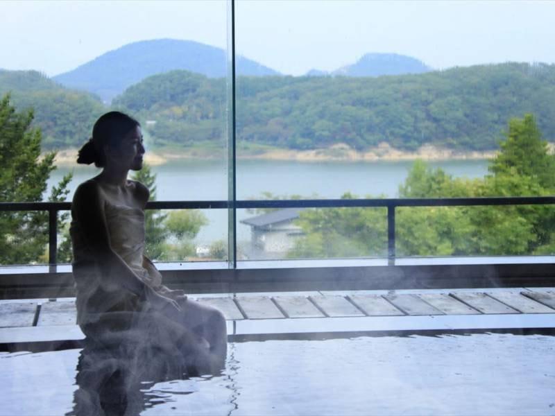 【大浴場 大観の湯】新陳代謝、筋肉の活性化、ストレス解消など計り知れない効果があります。