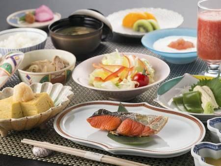 【別邸うらら】ご朝食一例