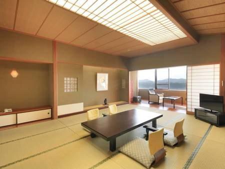 【水明館 和室/例】優しい和風の佇まい。 趣深い雰囲気がお客様を温かくお迎えいたします/禁煙タイプのお部屋となります/全室Wi−Fi完備!