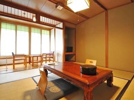 【客室/例】別館8畳和室(2F・トイレなし)ゆったりとおくつろぎください。