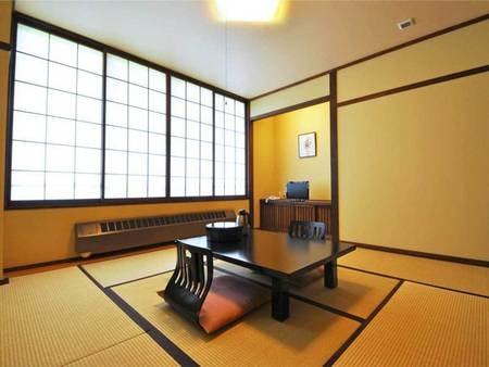 【客室/例】本館8畳和室(トイレ付)