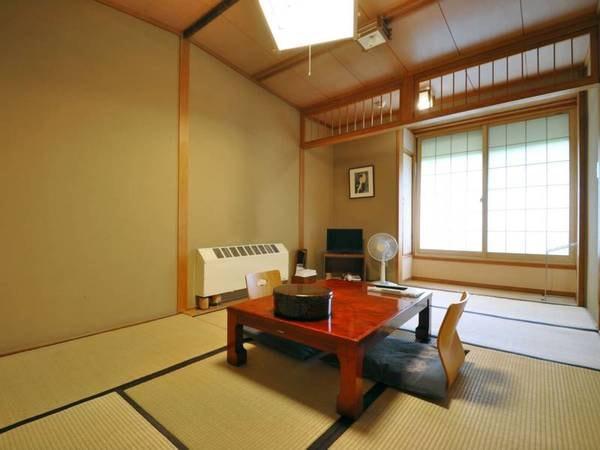 【客室/例】別館6畳和室(2F・トイレなし)