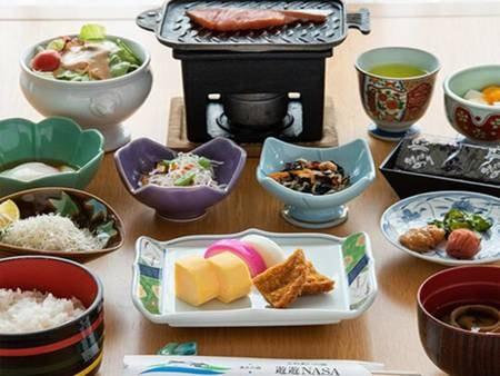 【朝食/一例】からだにやさしい和定食