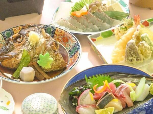 夕食「松コース」/一例