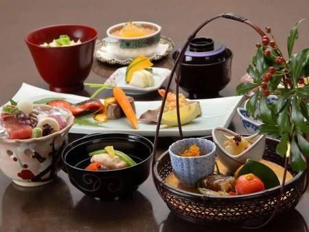 和食会席「楓(かえで)」一例