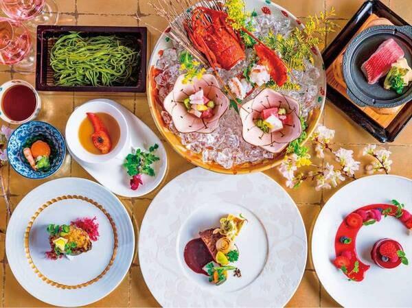 和洋折衷「美食祭四季-SHIKI-」/例