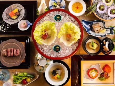 和食会席「煌の杜-KIRAMEKI-」/例