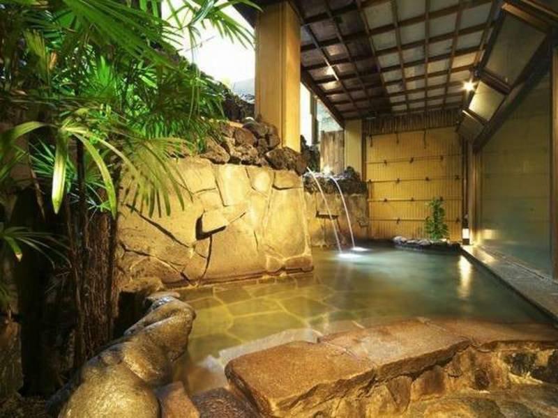 清流の湯/庭園露天風呂