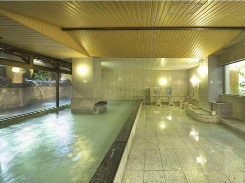 清流の湯/大浴場