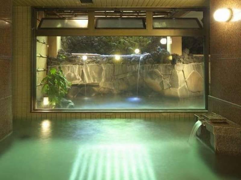 大浴場/湖汀の湯