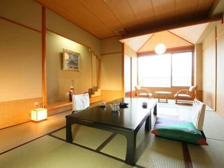 和室【10畳+広縁】(一例)