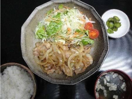 選べる500円定食/一例