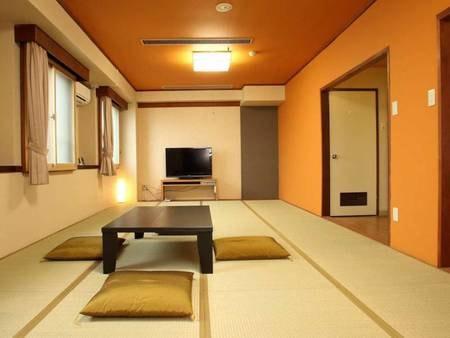 【喫煙】和室 (布団2~6組)/一例