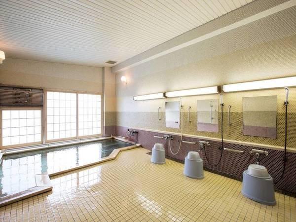 貸切檜風呂(温泉・ご予約制)