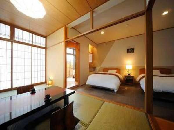 檜の内風呂付本館和洋室