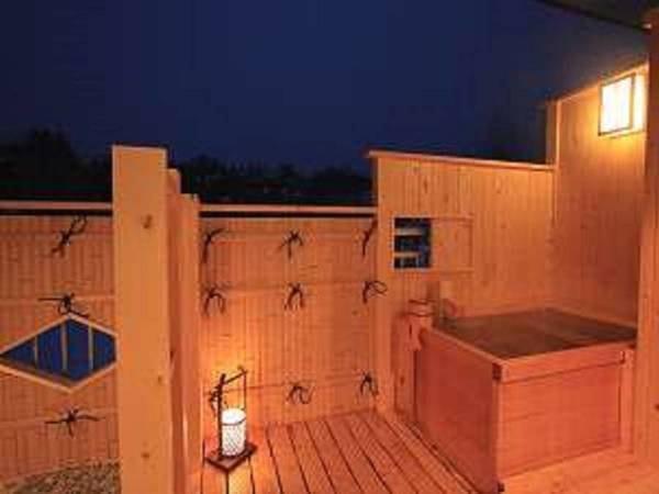 岩手山展望露天風呂付客室/一例