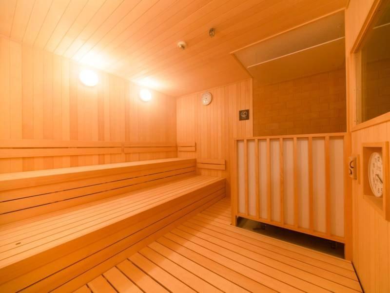 ノースウイング大浴場(ことぶきの湯)男湯・ドライサウナ