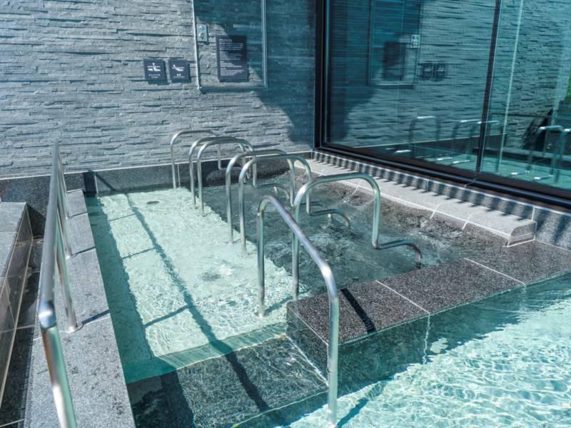 ノースウイング大浴場(ことぶきの湯)寝湯