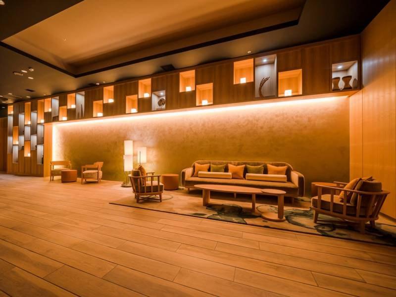 ノースウイング大浴場(ことぶきの湯)待合室