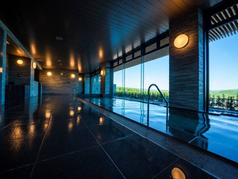 ノースウイング大浴場(ことぶきの湯)内湯