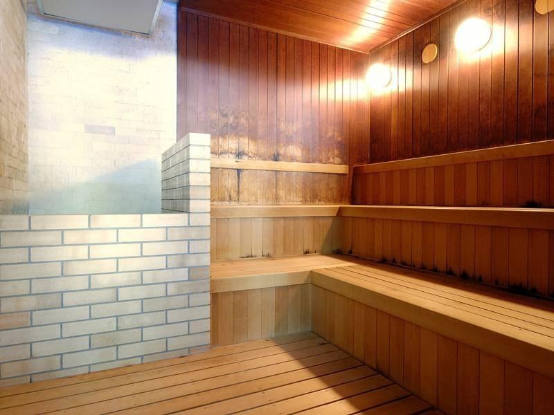 サウスウイング大浴場 ドライサウナ