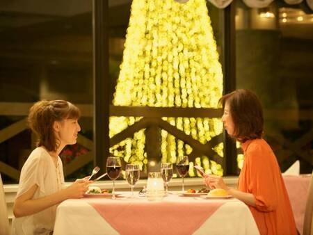 【夕食イメージ】洋食「ベルビュー」 ※日程限定での営業