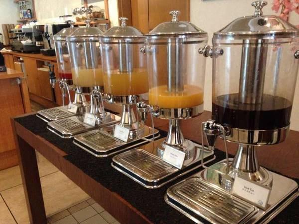 朝食ブッフェ/ジュース/一例