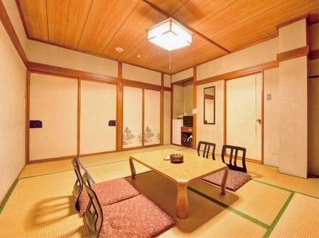 【東館1階】和室10畳(定員4名)