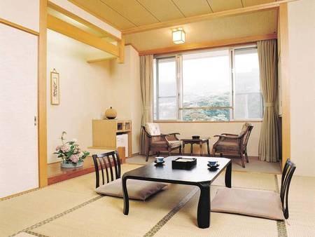 【客室/和室一例】お部屋は和室または洋室より宿お任せでご案内