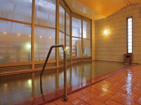 大浴場「金の湯」