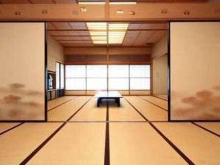 大部屋和室(一例)