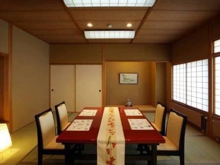 おまかせ(部屋食、個室食事処、レストラン)/一例