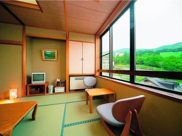 清潔感のある寛ぎの和室一例