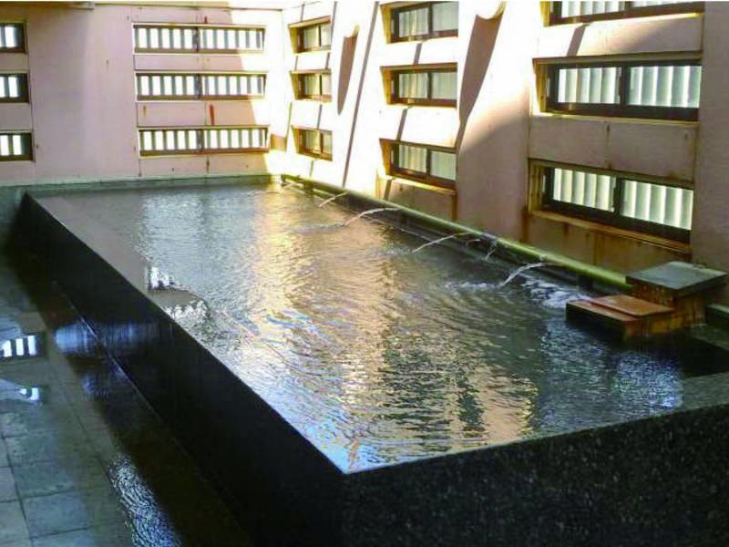 【離れ大浴場】6~11月に開湯※宿から約100m移動