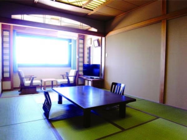 【12畳和室/例】日本海を望む12畳和室※客室指定不可