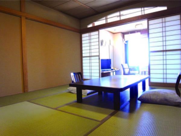 【和室14畳/例】日本海を望む14畳和室※客室指定不可
