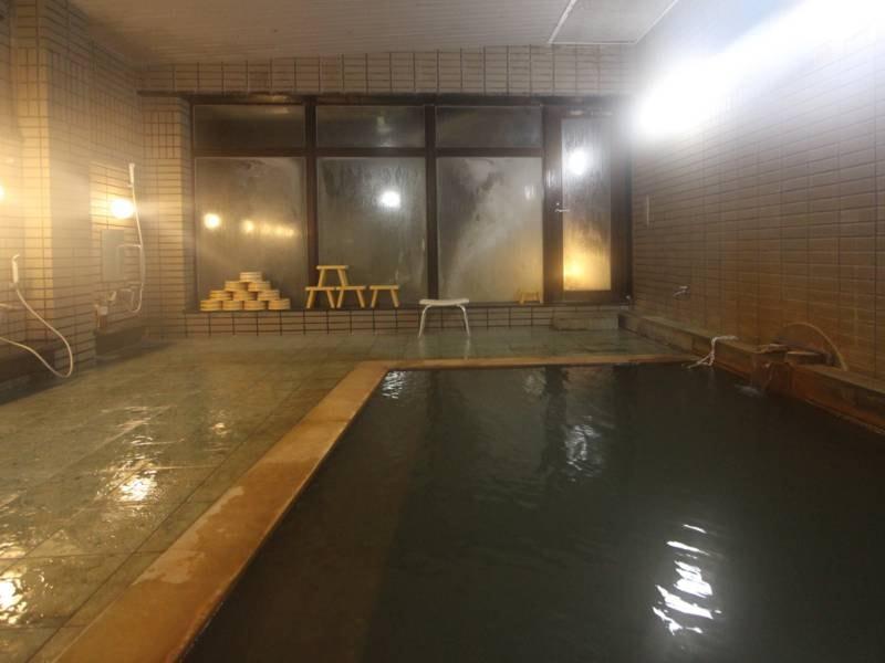 【大浴場】開湯1200年を誇る湯治場としても有名な良泉を大浴場で堪能!