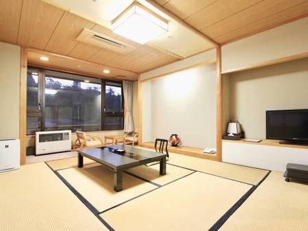 【客室/一例】8畳~10畳の和室へご案内