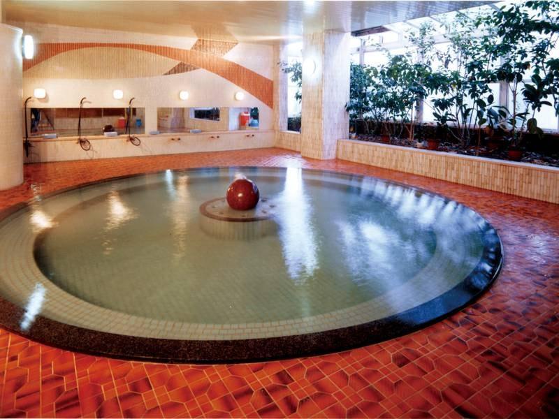 【浪漫風呂】古代ローマをイメージしたお風呂で語らいのひと時