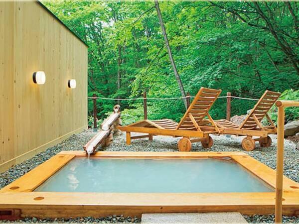 【貸切風呂「寿老人」】15時~21時までは事前予約制となります。(利用料金無料)
