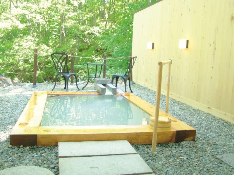 【貸切風呂「大黒天」】24時間入浴可※10時~21時は事前予約制となります。(利用料金無料)