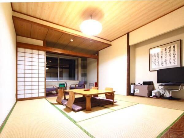 【客室/例】最上川を望む和室